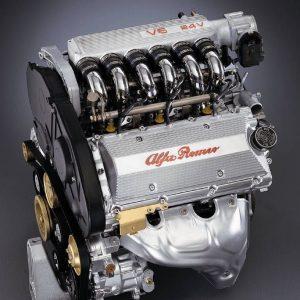 Alfa 2.5L 24V V6