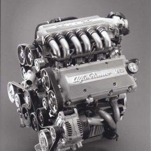 Alfa 3.0L V6 24V GTV