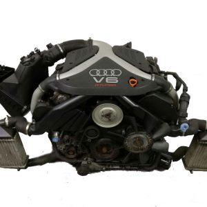 Audi 2.7L Twin Turbo 195Kw - [AGB]